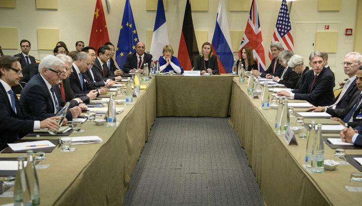 """Переговоры Ирана и """"шестерки"""" могут продлиться дольше запланированного"""