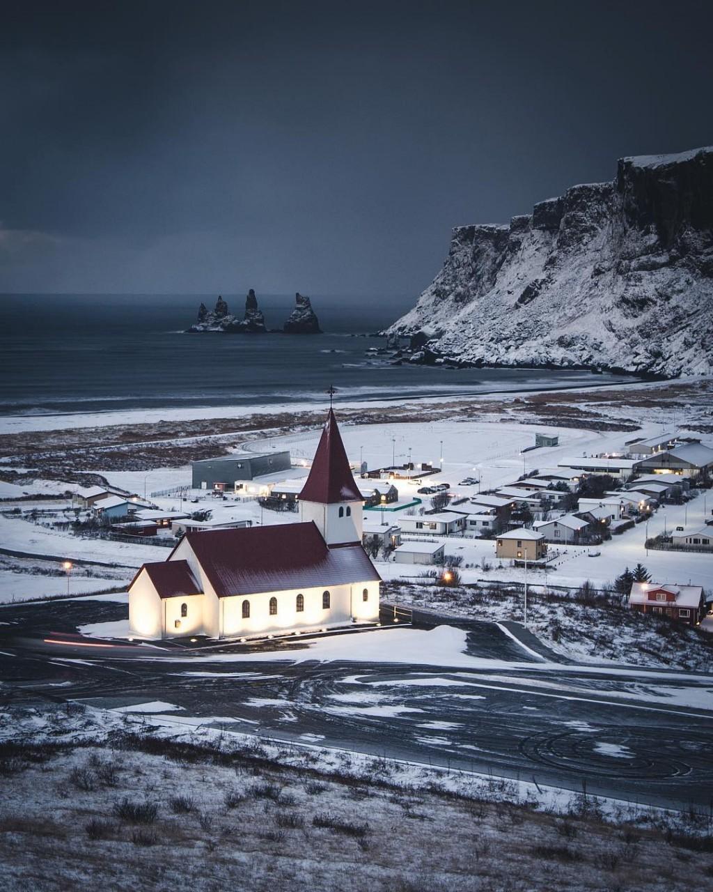 Красивые пейзажные фотографии Денниса Шмельца