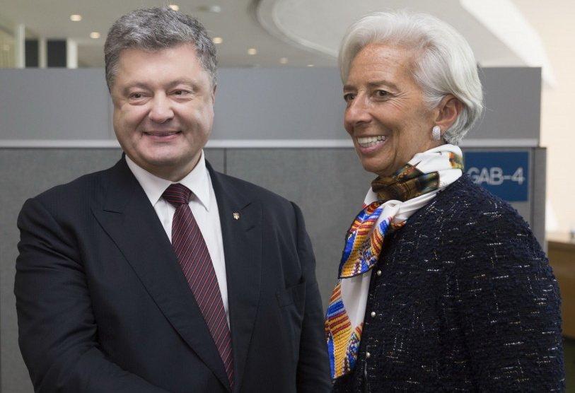 В МВФ готовы обсудить предоставление очередной финансовой помощи Киеву