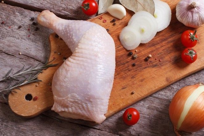 мыть мясо перед готовкой