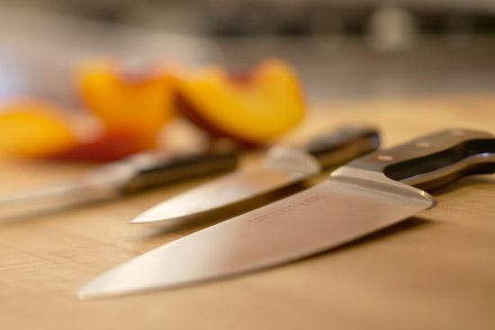 Как получить максимум пользы от кухонного ножа