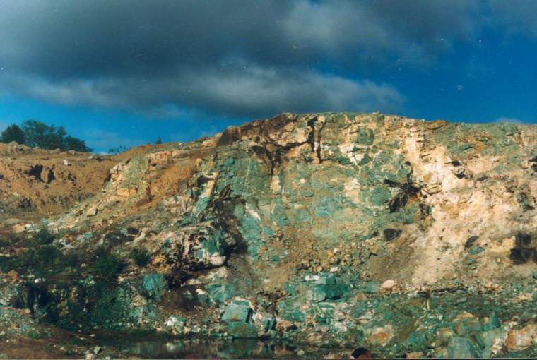 Европейский север России: камни Кольского полуострова. Часть 2