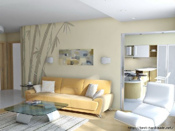 Living-Room-Wallpaper-and-Furniture-at-Minimalist-Apartment-with-a-Hint-of-Japanese-Style (600x450, 102Kb)