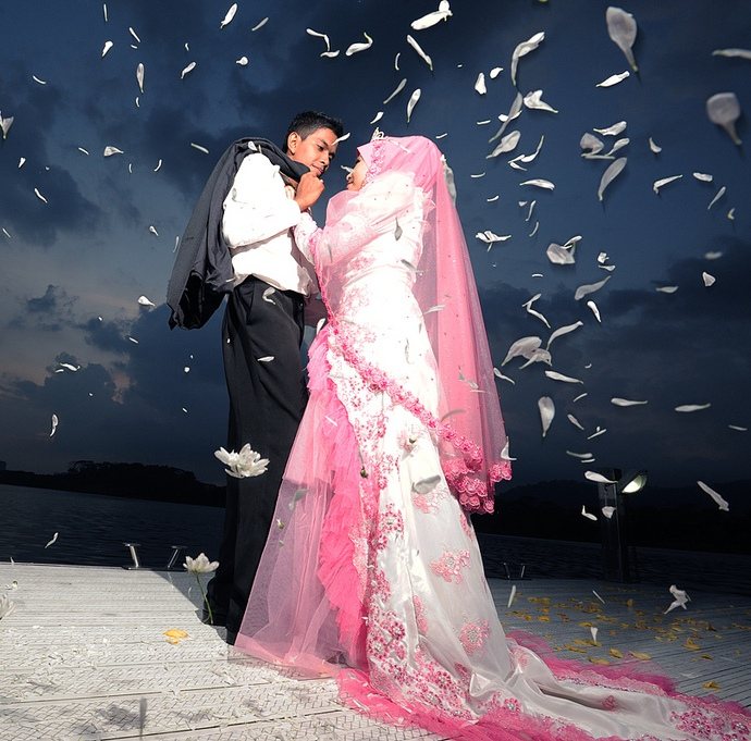 Женщина в исламе: брак и развод