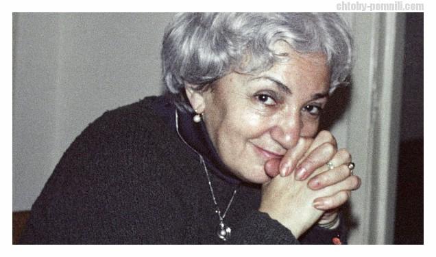 Лиознова Татьяна Михайловна кинорежиссёр, педагог. Народная артистка СССР, сценарист
