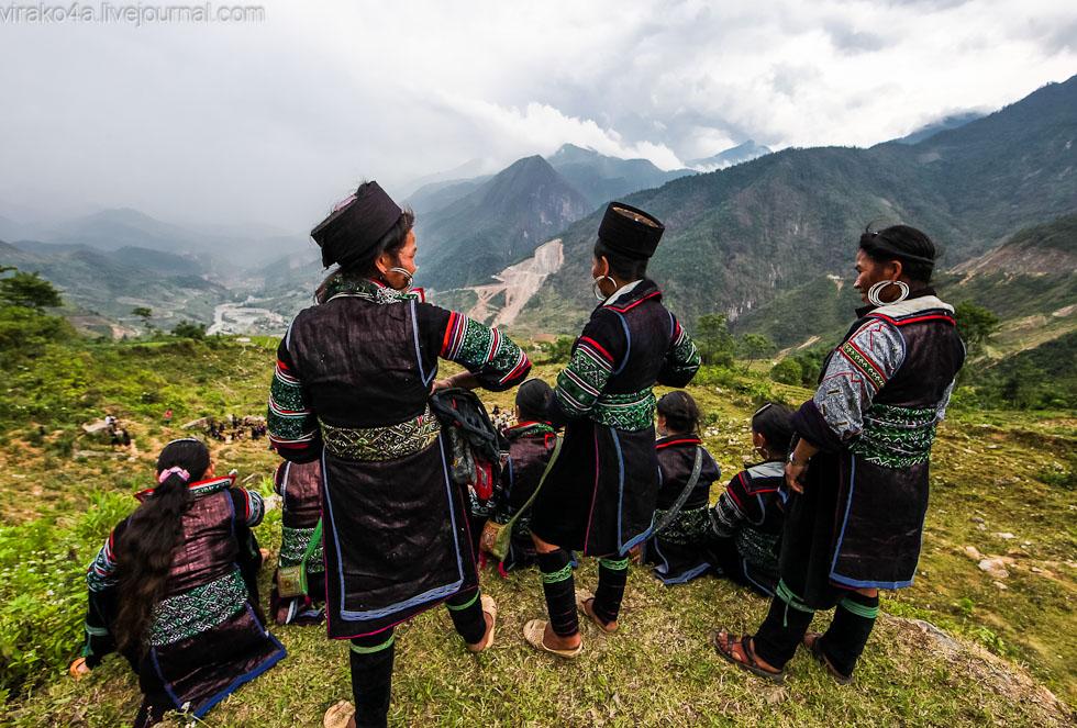 Правила жизни женщины из племени черных хмонгов
