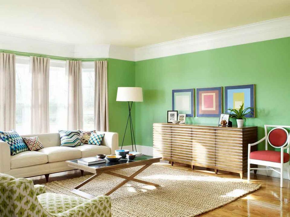 Безопасные краски для стен. Как понять, что краска не навредит здоровью