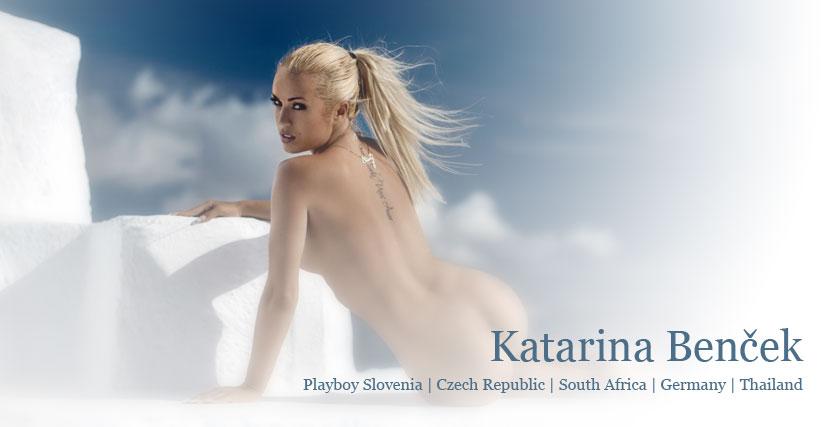 Катарина Бенчек – звезда Playboy и ТВ из Словении
