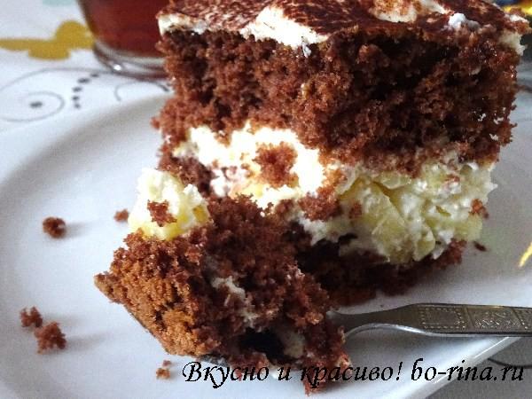 Десертный вихрь. Пироги с яблоками. Яблочный торт а-ля Тирамису