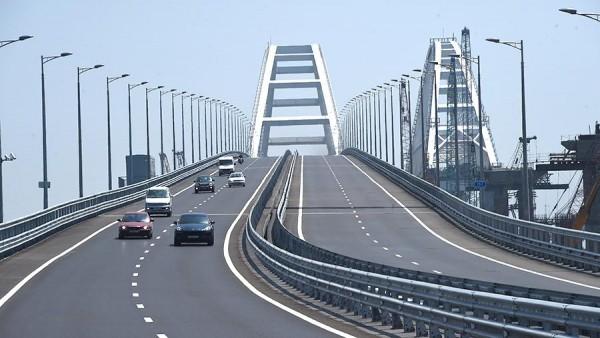 Жаль, что не Крымский мост