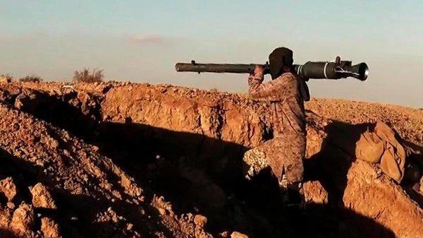 Прорыв ИГИЛ к Пальмире – попытка отвлечь наступление Асада на юг
