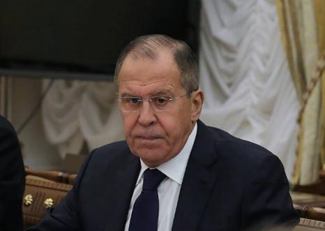 Лавров обвинил Волкера в защите провокационных действий Киева