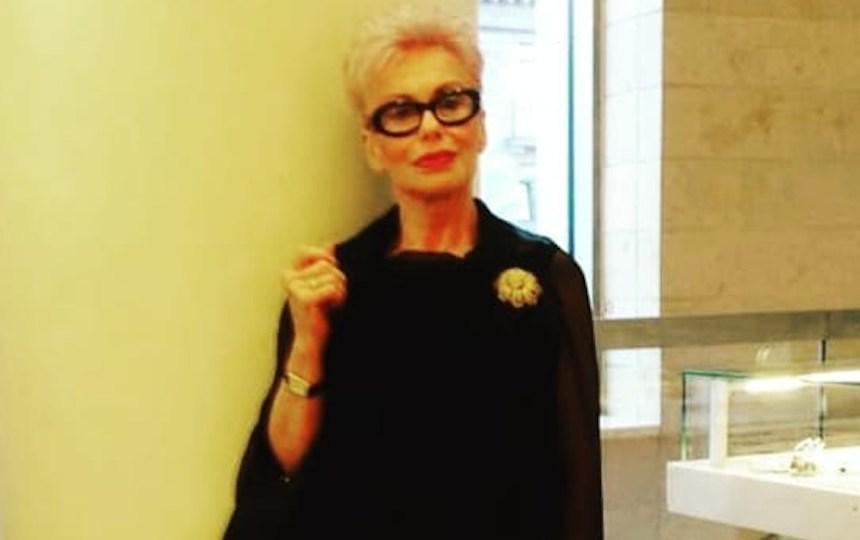 65-летняя Ирина Понаровская …
