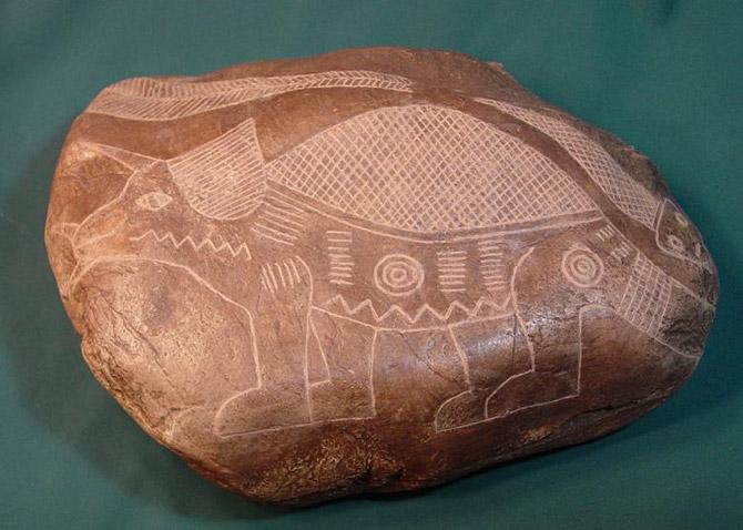Черные камни Ики - одна из величайших находок XX века или фальсификация?