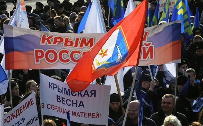 Баш на баш: Из Турции поступило предложение о признании Крыма российским