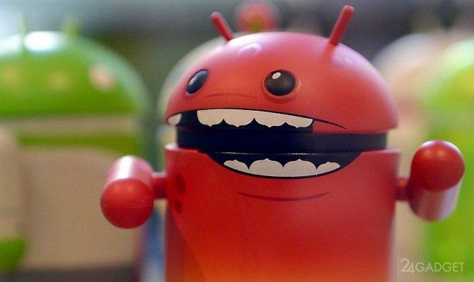 В Google Play проникли замаскированные хакерские программы