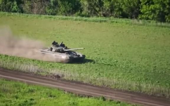 Танковый стритрейсинг в Новороссии