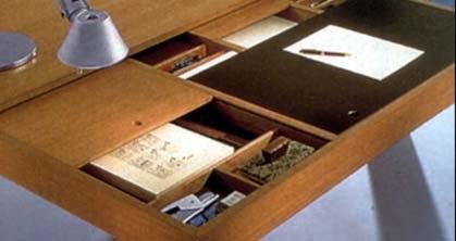 Ящики письменного стола своими руками
