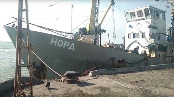 Блокада в Азовском море: Украина пытается выкрутиться