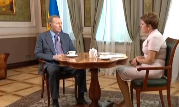 Кучма рассказал, что готов был стрелять по России