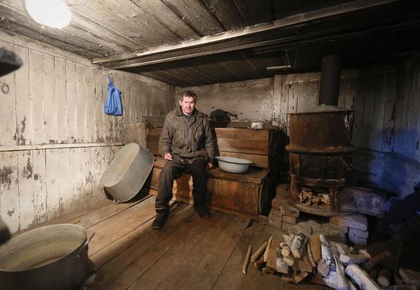Русская баня и холод защитят Россию от MERS