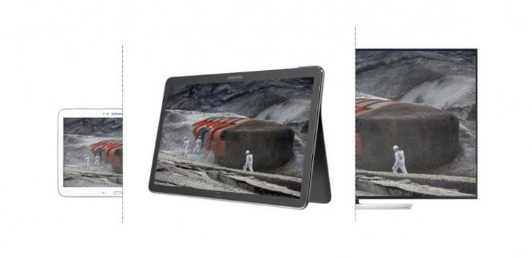 18,4-дюймовый планшет Samsung Galaxy View доступен для предзаказа
