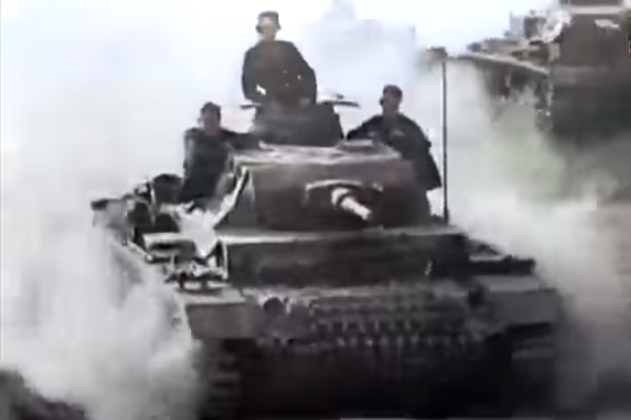 Шведская группа Сабатон поет о героизме русских солдат (видео)