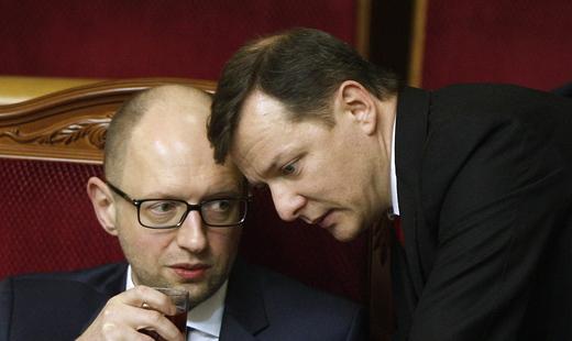 РСН - 107.0:  ФРГ не будет комментировать слова Яценюка о «вторжении СССР в Германию»