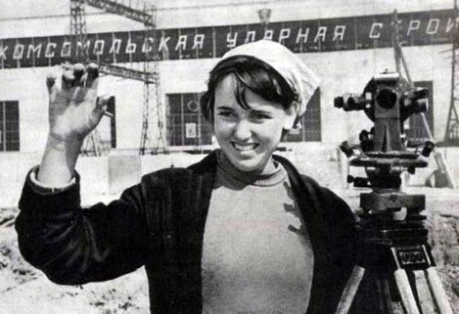 Красота СССР