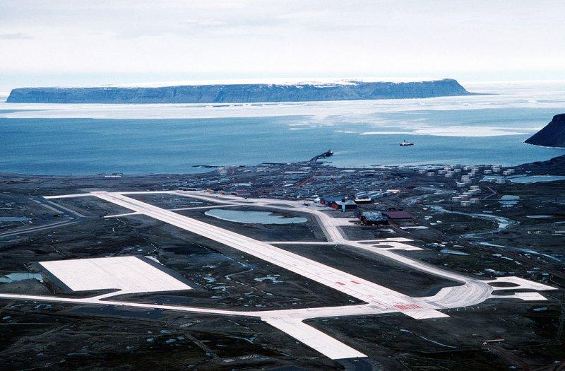 У берегов Гренландии 40 лет лежит под водой потерянная американская атомная бомба