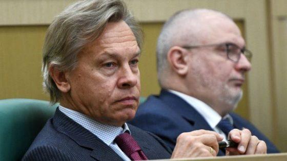 Пушков прокомментировал упрек Франции в адрес США