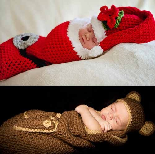 Как связать шарф малышу: просто даже для начинающих