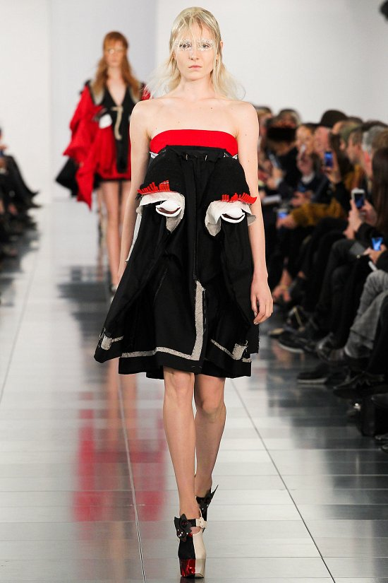 Maison Martin Margiela Couture весна-лето 2015 фото №6
