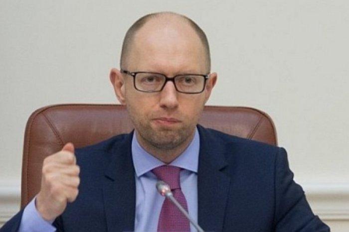 Голый Яценюк: Вы сами винова…