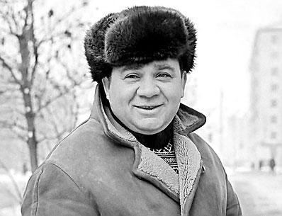 Евгений Леонов – извечный поиск себя