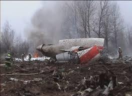 Крушение под Смоленском самолета с польским президентом : главные версии