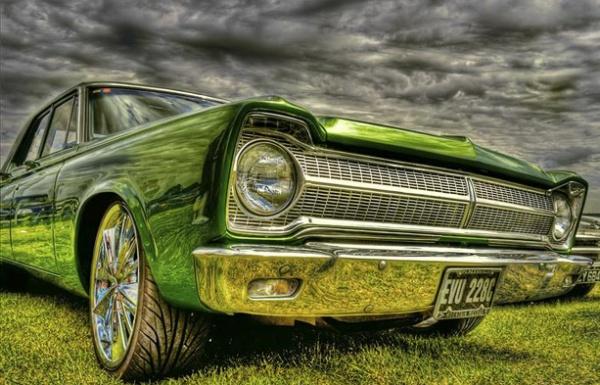 """Самый """"зеленый"""" автомобиль"""