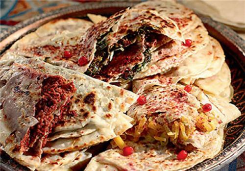 Любимые рецепты азербайджанских хозяек