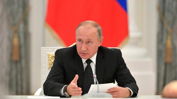 Владимир Путин обсудит с Кабмином план модернизации магистральной инфраструктуры в России
