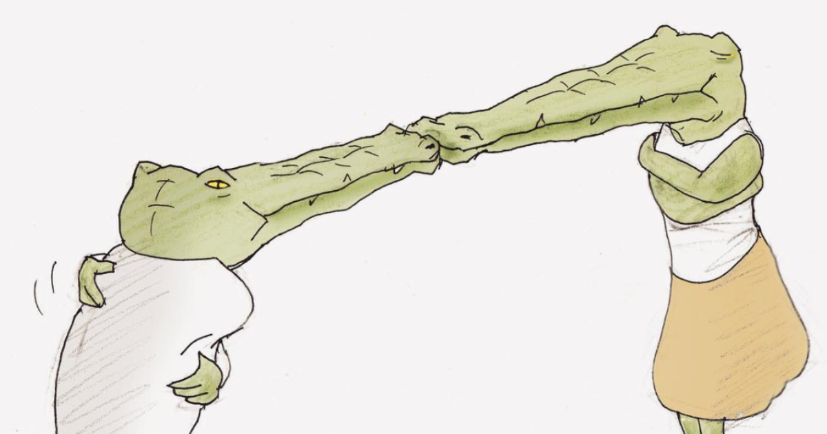 20+ Problems Of A Crocodile That Will Change The Way You Look At Crocodile Tears