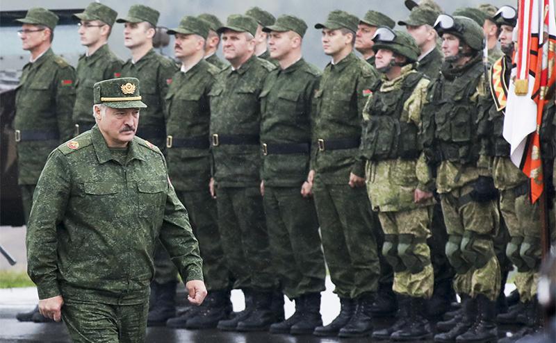 Вперед Батьки в пекло: Минск отправляет бойцов в Донбасс