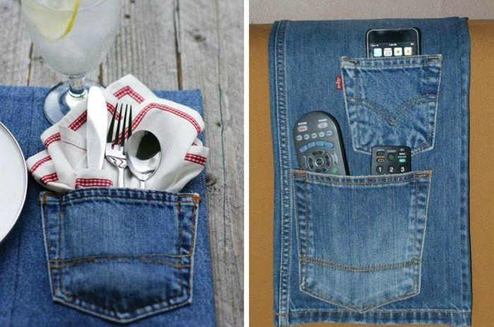 9 причин не выбрасывать старые джинсы