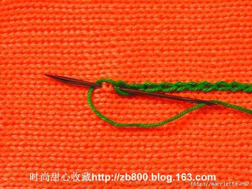 Способы соединения вязаных спицами деталей (25) (517x388, 161Kb)