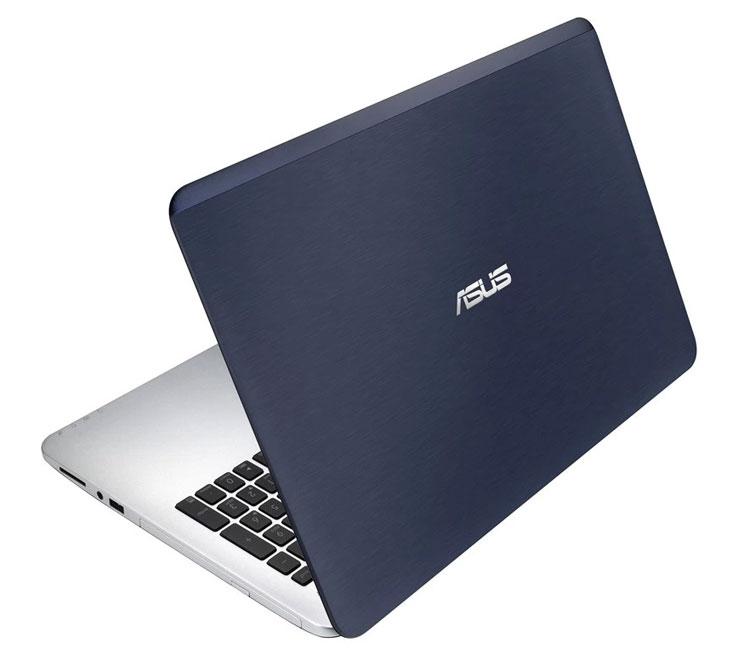 ASUS VivoBook 4K: ноутбук с экраном ультравысокого разрешения