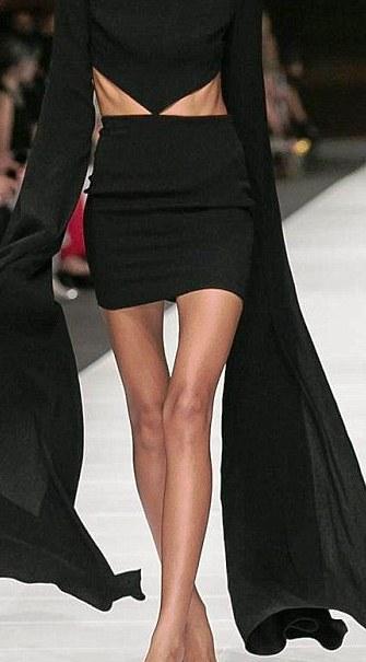 Мир моды —  очередной скандал вокруг анорексичных моделей в разгаре