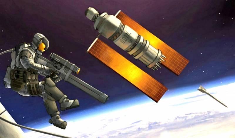 Оружие в космосе: На этот раз американцы не шутят