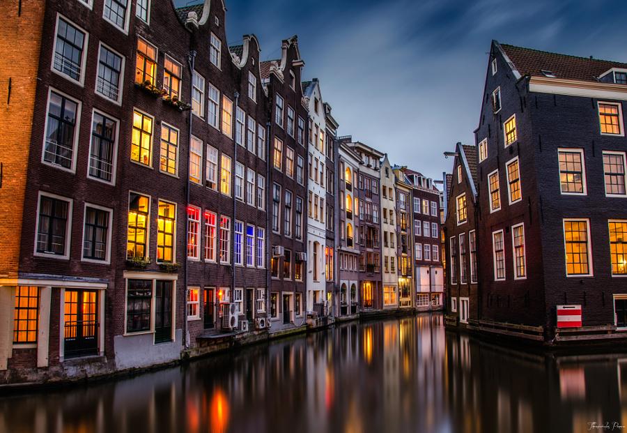 10 самых счастливых стран мира в фотографиях - Нидерланды