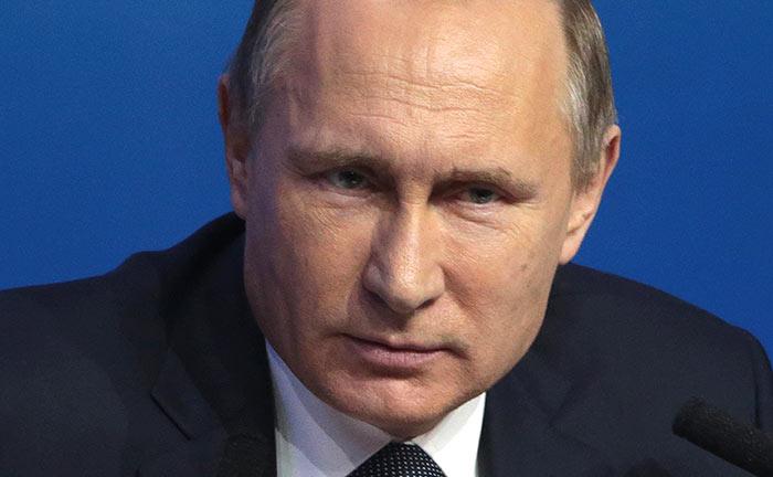 Владимир Путин о нехорошем