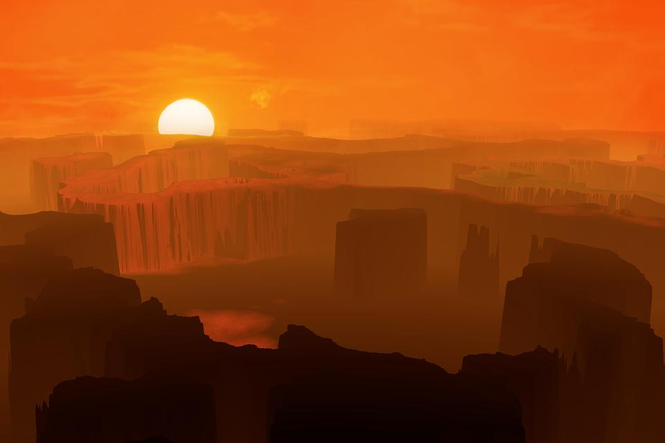 Ученые: жизнь на Марсе возможна