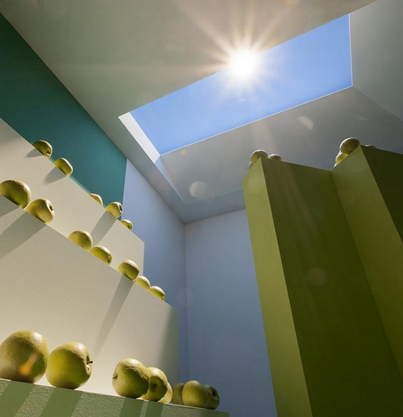 Искусственный солнечный свет, который способен обмануть наш мозг
